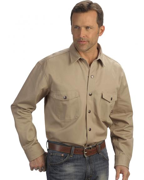 Dickies Long Sleeve Welder Shirt