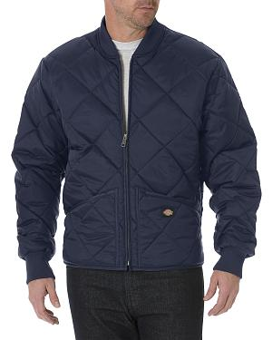 Dickies Diamond Quilted Nylon Work Jacket