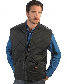 Dickies Diamond Quilted Nylon Work Vest