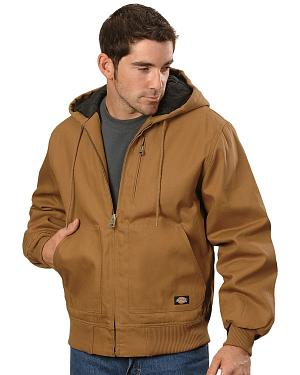 Dickies Rigid Duck Hooded Jacket