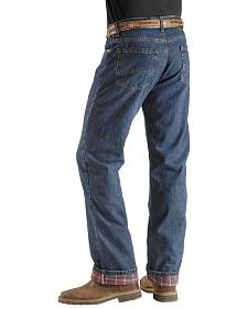 Dickies Flannel Lined Work Jeans