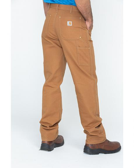 Carhartt Double Duck Dungaree Fit Khaki Work Jeans