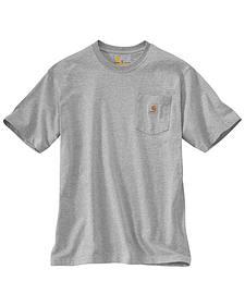 Carhartt Short Sleeve Pocket Work T-Shirt