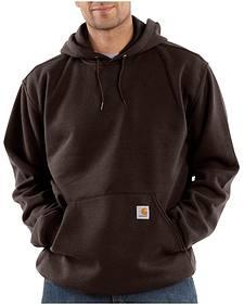 Carhartt Midweight Hooded Pullover Sweatshirt
