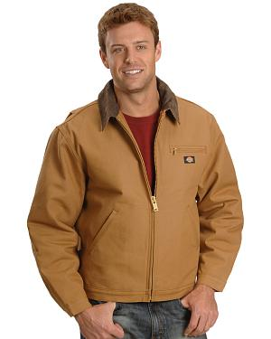 Dickies Blanket Lined Duck Jacket