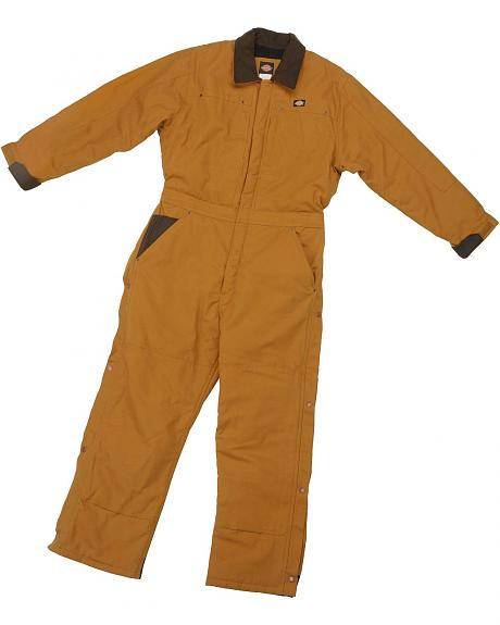 Dickies Sanded Duck Coveralls