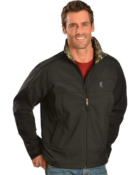 Browning Softshell Work Jacket
