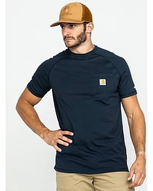 Carhartt Force Short Sleeve Work Shirt