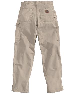 Carhartt Canvas Work Dungaree Work Pants