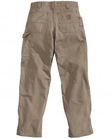 Carhartt Canvas Dungaree Work Pants