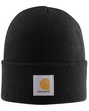 Carhartt Acrylic Black Watch Hat