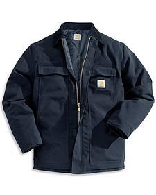Carhartt Arctic Quilt-Lined Duck Coat