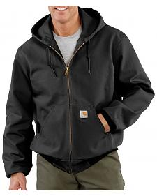Carhartt Thermal Lined Canvas Hooded Jacket