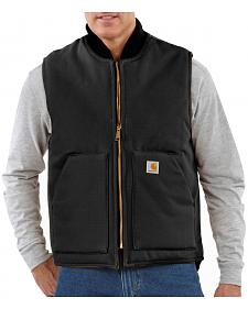 Carhartt Arctic Quilted Canvas Duck Vest - Big & Tall
