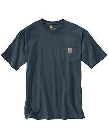 Carhartt Short Sleeve Pocket Work T-Shirt - Big & Tall