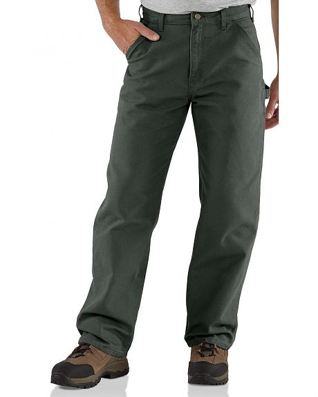 Carhartt Double Duck Dungaree Fit Work Pants - Big & Tall