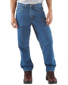 Carhartt Jeans - Relaxed Fit Work Jeans - Big & Tall