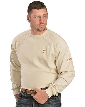 Ariat Flame Resistant Crew Work Shirt