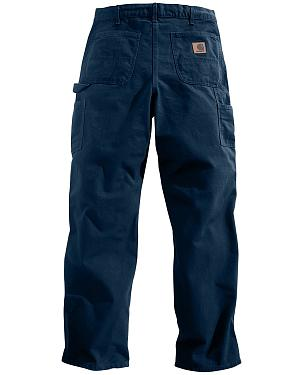 Carhartt Washed Duck Work Dungaree Utility Pants