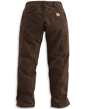 Carhartt Double Front Work Dungaree Pants