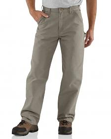 Carhartt Desert Washed Duck Dungaree Work Pants