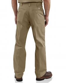 Carhartt Blended Twill Chino Work Pants - Big & Tall