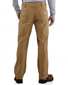 Carhartt Weathered Duck Relaxed Fit Work Pants
