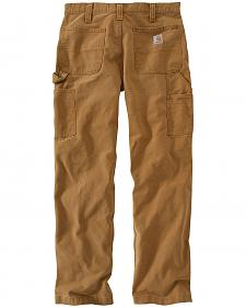 Carhartt Weathered Duck Dungaree Relaxed Fit Work Pants