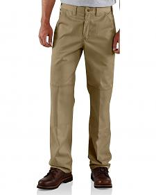 Carhartt Twill Double Knee Work Pants