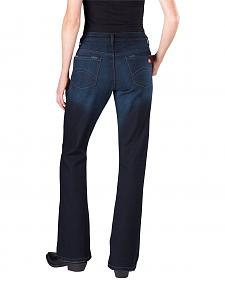 Dickies Women's Slim Fit Bootcut Jeans