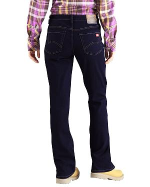 Dickies Womens Relaxed Bootcut Jeans