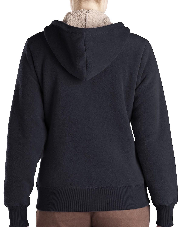 Dickies Women 39 S Sherpa Lined Fleece Jacket Fw103wl Ebay