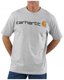 Carhartt Signature Logo Short Sleeve Shirt