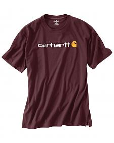 Carhartt Signature Logo Shirt Sleeve Shirt - Big & Tall