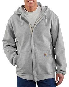 Carhartt Flame Resistant Zip Front Sweatshirt