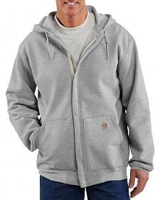Carhartt Flame Resistant Zip Front Sweatshirt - Big & Tall