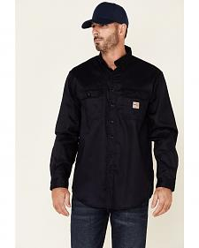 Carhartt Flame Resistant Dry Twill Work Shirt