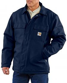 Carhartt Flame Resistant Quilt-Lined Duck Traditional Coat