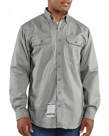 Carhartt Flame Resistant Two-Pocket Work Shirt - Big & Tall