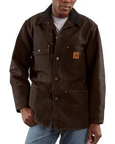 Carhartt Sandstone Chore Coat