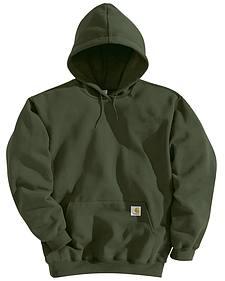 Carhartt Hooded Sweatshirt - Big & Tall
