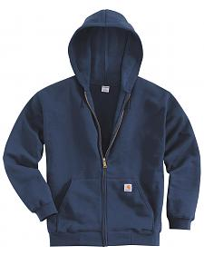 Carhartt Hooded Zip Sweatshirt - Big & Tall