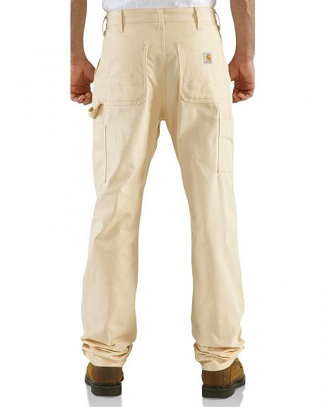 Carhartt Double Front Drill Work Dungaree Pants