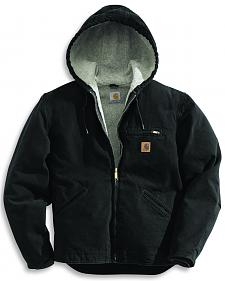 Carhartt Sierra Sherpa Lined Work Jacket - Big & Tall