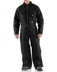 Carhartt Yukon Extremes� Arctic Quilt Lined Work Coveralls - Big & Tall