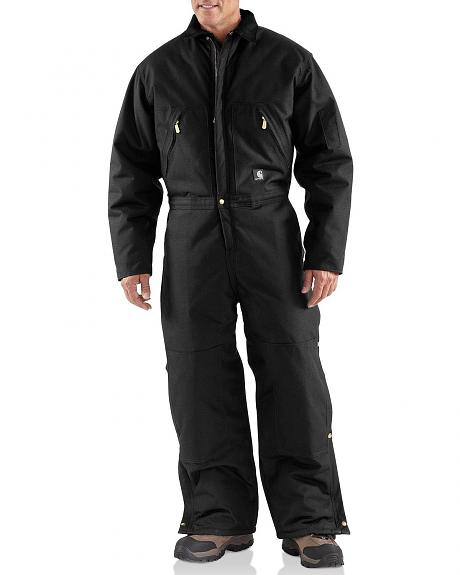 Carhartt Yukon Extremes® Arctic Quilt Lined Work Coveralls - Big & Tall