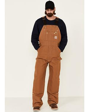 Carhartt Zip-to-Thigh Work Overalls