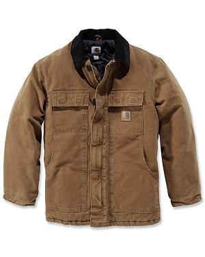 Carhartt Sandstone Traditional Work Coat - Big & Tall