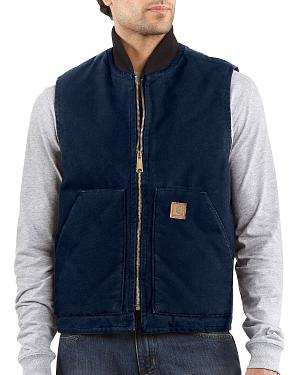 Carhartt Sandstone Work Vest - Big & Tall