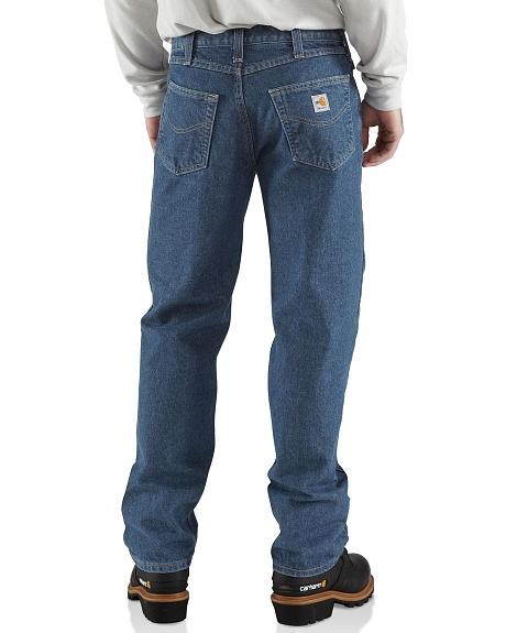 Carhartt Flame Resistant Utility Denim Relaxed Fit Jeans
